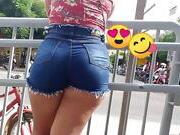 Delicia de short jeans