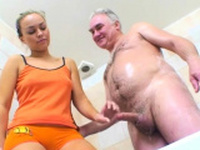 Love rocket riding by a dirty-minded luscious Berta C.